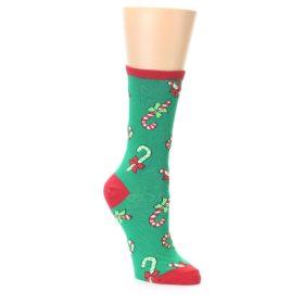 Women's Candy Cane Socks
