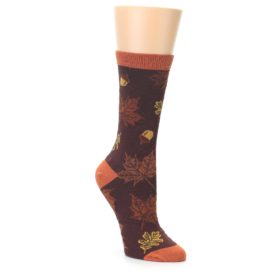 Women's Autumn Leaf Socks