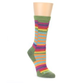 Darn Tough Women's Grass Offset Socks