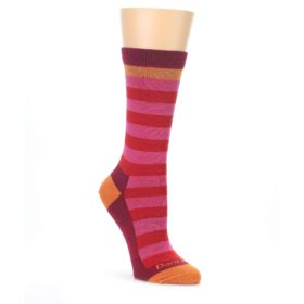 Darn Tough Women's Cranberry Good Witch Socks