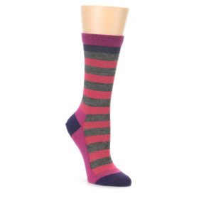 Darn Tough Women's Raspberry Good Witch Socks