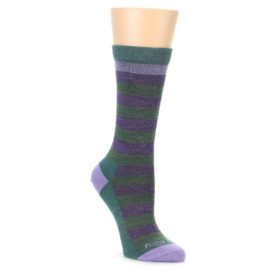 Darn Tough Women's Plum Good Witch Socks