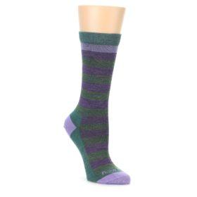 Darn Tough Women's Plum Good Witch Socks