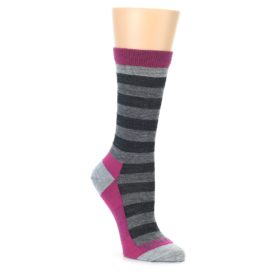 Darn Tough Women's Gray Good Witch Socks