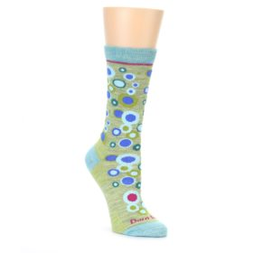 Women's Darn Tough Mojito Bubbles Socks