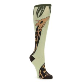 Giraffe Knee Socks for Women