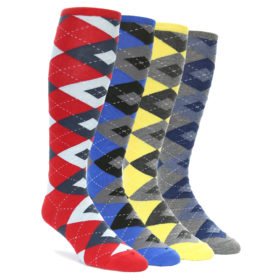 Argyle Golf Knicker Sock Collection