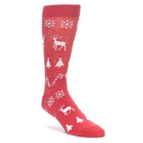 Ugly Sweater Christmas Socks for Men