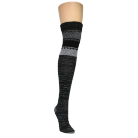 Smartwool Built Up Bee Hive Women's Over the Knee Socks