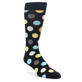 Happy Socks Big Dot Extra Large King Size Socks for Men