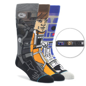 Star Wars A New Hope Sock Gift Set Box
