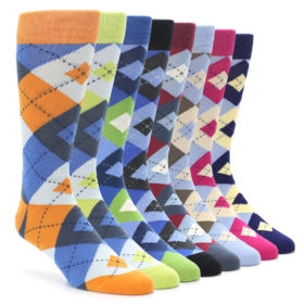 Argyle Socks Draw Makeover Collection by Statement Sockwear