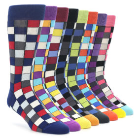 Checkered Sock Collection by Statement Sockwear