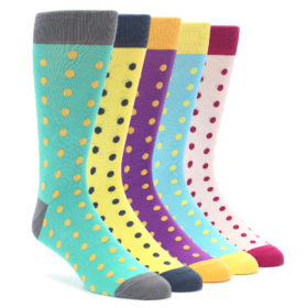 Polka Dot Sock Collection
