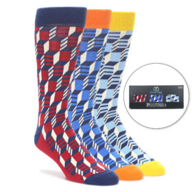 Statement Sockwear Optical Gift Box 3 Pack