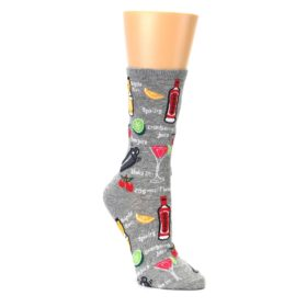 Women's Cocktail Happy Hour Socks