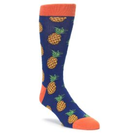 Pineapple Socks for Men Novelty