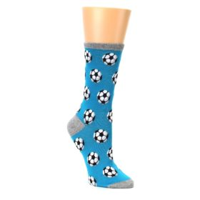Women's Soccer Ball Socks