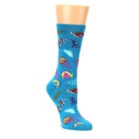 Women's Ocean Fish Socks
