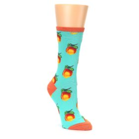 Georgia Peaches Socks for Women