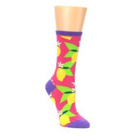 Pink Lemon Socks for Women