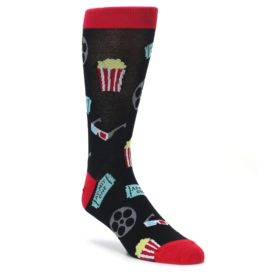 Men's novelty dress socks from sock it to me