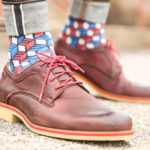 Sock Color of the Month: Aurora Red