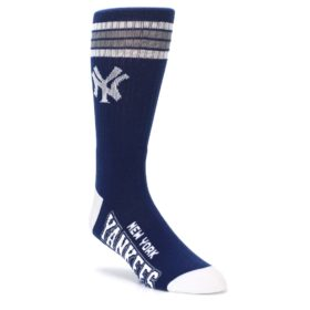new york yankees mens athletic crew socks