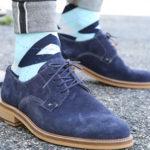 Capri Blue Socks
