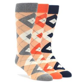 Peach Sock Gift Box