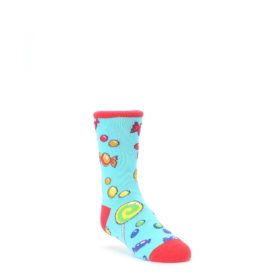 Blue Candy Shop Kids Dress Socks Socksmith
