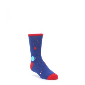 Solar System Outer Space Planets Kids Dress Socks Socksmith