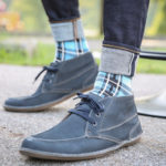 Light Blue Dress Socks
