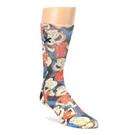 Family-Guy-Quagmire-Giggity-Mens-Casual-Socks-Odd-Sox