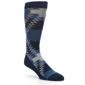 Navy-Gray-Mustang-Mens-Casual-Socks-STANCE