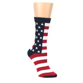 Stars-and-Stripes-US-Made-Womens-Dress-Socks-K-Bell-Socks