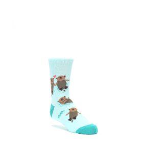 JUNIOR-Aqua-My-Otter-Half-Kids-Dress-Socks-Sock-it-to-Me