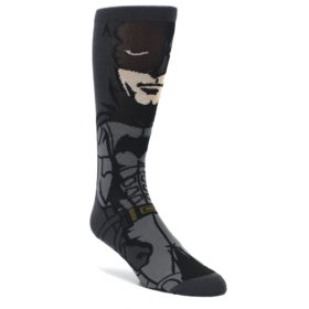 Justice-League-Batman-360-Mens-Casual-Socks-BIOWORLD