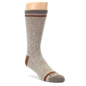 Fossil-Heather-Larimer-Wool-Mens-Boot-Socks-Smartwool