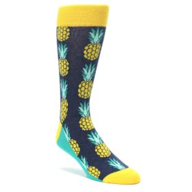 Pineapple Socks for Men by Statement Sockwear