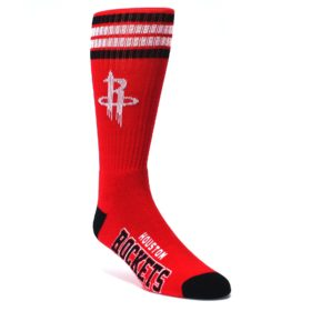 Houston-Rockets-Mens-Athletic-Crew-Socks-FBF