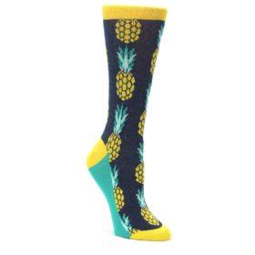 Pineapple Women's Novelty Socks by Statement Sockwear