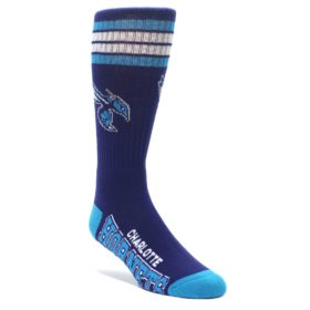 Charlotte-Hornets-Mens-Athletic-Crew-Socks-FBF