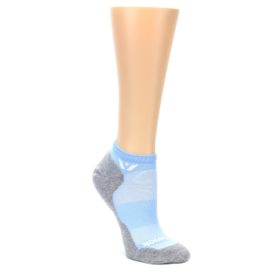 MEDIUM-Gray-Sky-Blue-Maxus-Womens-No-Show-Athletic-Socks-Swiftwick