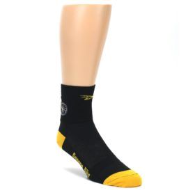 Banana Bike Men's DeFeet Cycling Socks
