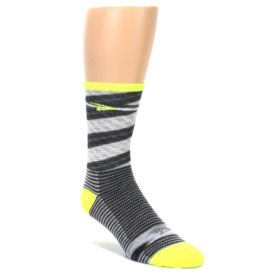 DeFeet High Vis Space Dyed Cycling Socks