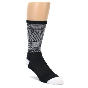 Craze Stripe DeFeet Cycling Socks for Men