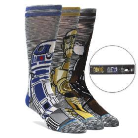 Sidekicks-Star-Wars-Mens-Socks-Gift-Box-3-Pack-STANCE