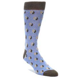 Coffee Bean Socks for Men by Statement Sockwear