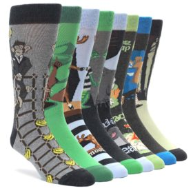 Animal Pun Socks Collection for Men by Statement Sockwear